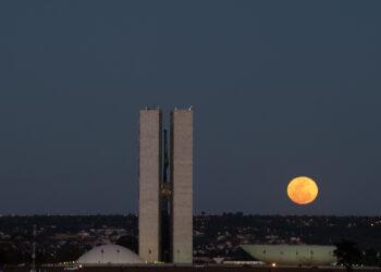 Congresso Nacional, Senado, agência senado, lua cheia