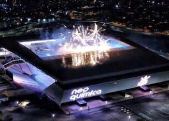 Neo Química Arena Corinthians; Foto: @jp_drone