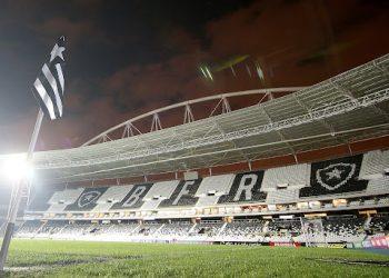 Botafogo x Vasco pelo Campeonato Brasileiro no estadio Nilton Santos. 21 de Junho de 2017, Rio de Janeiro, RJ, Brasil. Foto: Vitor Silva/SSPress/Botafogo.